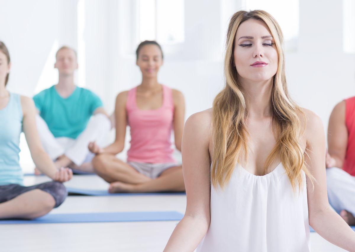 Corso mindfulness yoga